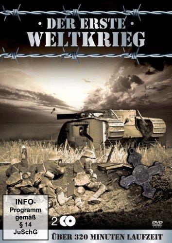 Der 1. Weltkrieg: Die große und komplette Dokumentation [2 DVDs]