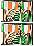 2 Boxes Mini Ireland Toothpick...