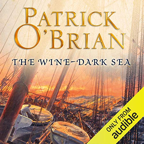 Page de couverture de The Wine-Dark Sea