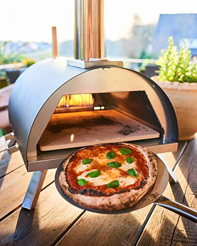 Four à pizza hybride