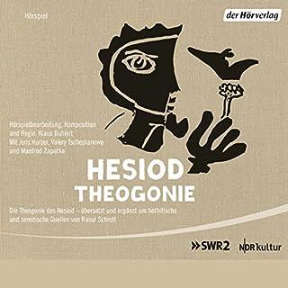 Die Theogonie des Hesiod Titelbild