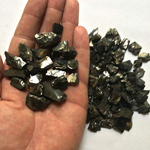 Elite Shungite Stone for Water Purification & Jewelry Making 0,22 Lb/100 gr