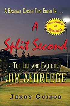 Paperback A Baseball Career That Ended in ... a Split Second : The Life and Faith of Jim Aldredge Book