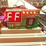 PC用 PCBボード デジタル PCI診断マザーボード アラーム付き アナライザ テスタボード 2ビット