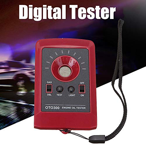 Affordable Tickas Oil Quality Detector,12V LED Digital Tester Motor Engine Oil Quality Detector Gas ...