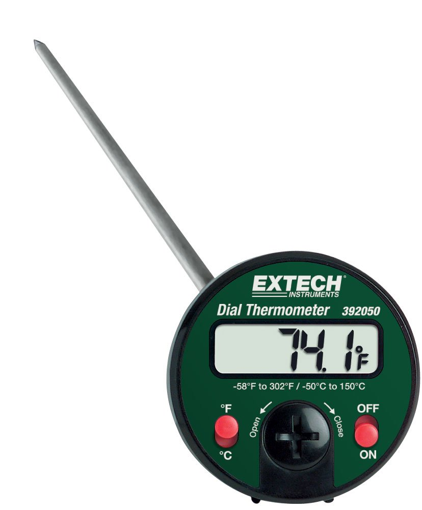 Extech 392050 Penetration Ranking mart TOP5 Dial Thermometer Stem