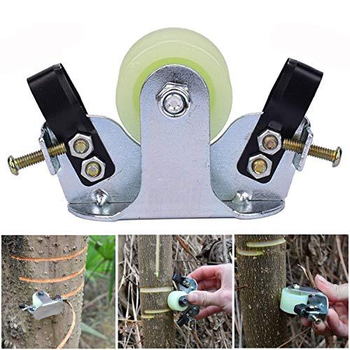 ZOYOSI Cortador de corteza para pelar la corteza, herramienta de poda, tijeras de árbol frutal