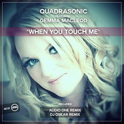 Quadrasonic Feat. Gemma Macleod