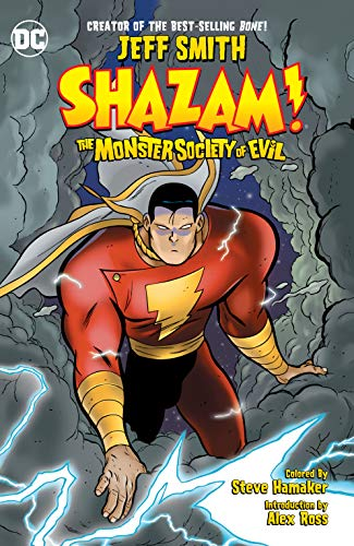 Shazam!: The Monster Society of Evil: New Edition (English Edition)