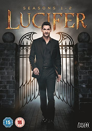 Lucifer - Seasons 1-2 (DVD) [UK Import]