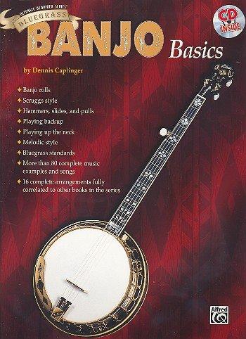 Bluegrass Banjo (+CD): Basics