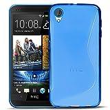 Conie SC5812 S Line Case Kompatibel mit HTC Desire 820, TPU