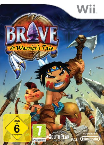 Brave : a warrior's tale [import allemand]