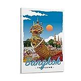 BAODAN Bangkok Thailand Dekorationen Poster Dekorative