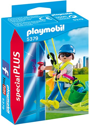 Playmobil 5379 - Gebäudereiniger