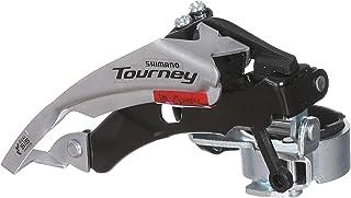 Shimano Tourney Front Derailleur for Bikes - Silver