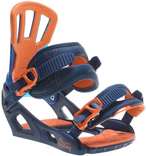 Fix Snow Rossignol Frenemy Blue Orange - SM