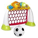 Chicco Gioco Porta Calcio Goal League Pro Elettronica, 2 5 Anni