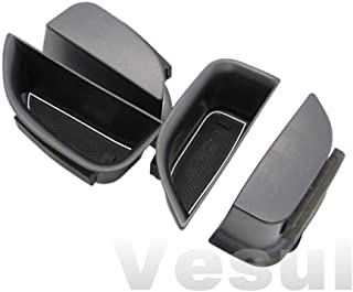 Vesul Armrest Container Door Storage Box Handle Fits on Lincoln MKZ 2017 2018