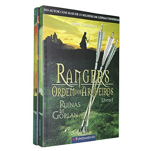 Rangers - Ordem dos Arqueiros - Curadoria PoolBooks indica: Kit (livros 1 e 2)