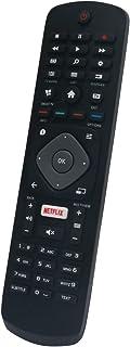 ALLIMITY 3986GR08-07 Mando a Distancia Reemplazar Apto para Philips 4K UHD Amblight TV 32PFS5803 40PFH5509 42PFH6109 43PUS6201 47PFT5609 50PFH5300 50PUS6523 55PUS6162 58PUS6809 43PUS6703 65PUS6162