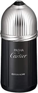 Pasha De Cartier Edition Noire by Cartier for Men - Eau de Toilette, 100ml