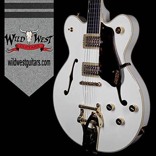 Gretsch G6609TG Players Edition Broadkaster® Vintage White