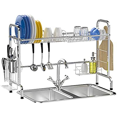 Over The Sink Dish Drying Rack, Ace Teah Over S...