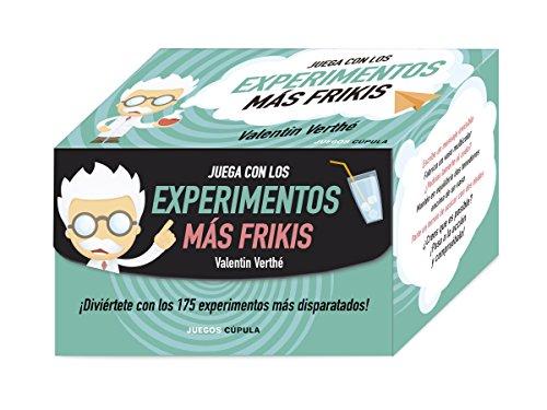 Juega con los experimentos más frikis (Juegos Cúpula)