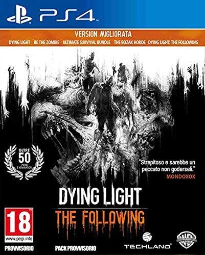 Ps4 Dying Light The Following Enhanced Edition - Classics - Playstation 4