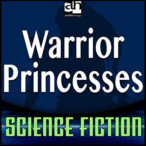 Diseño de la portada del título Warrior Princesses