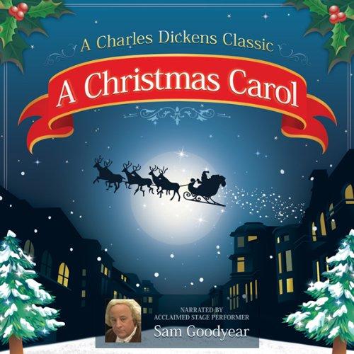 A Christmas Carol (Dramatized) audiobook cover art