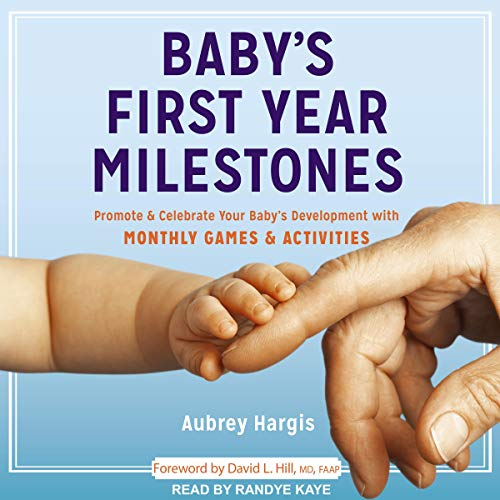 Baby's First Year Milestones cover art