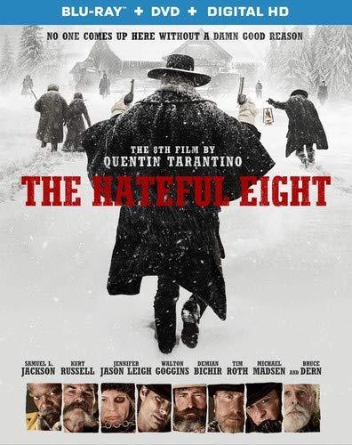 The Hateful Eight [Blu-ray]