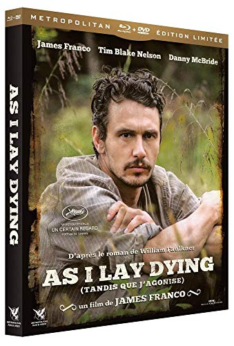 As I Lay Dying (Tandis que j'agonise) [Blu-ray] [Édition Limitée Blu-ray + DVD]