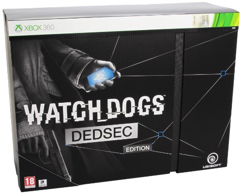 X360 WATCH DOGS DEDSEC EDITION