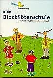 KDM Blockflötenschule, Band 1: Sopranblockflöte leicht lernen mit Spaß