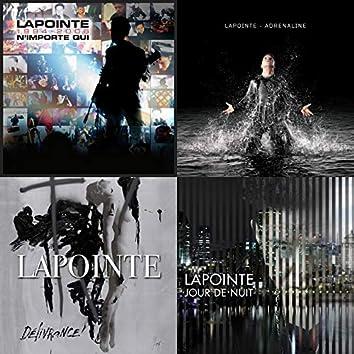 Le meilleur de Éric Lapointe