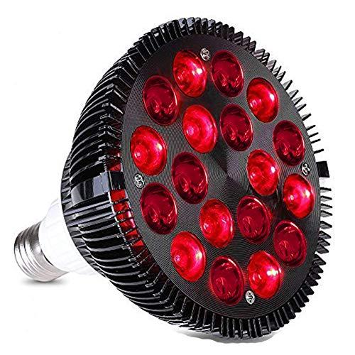 Lámpara de Terapia de luz roja, lámpara de luz roja, lámpara hipertermia, iluminación doméstica, dispositivo de terapia de luz roja ofrece una herramienta para el cuidado del cuer