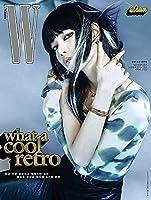 韓国雑誌 W (ダブリュー) 2021年 8月号 (BLACKPINKのリサ表紙 A TYPE / Stray Kids記事) ★★Kstargate限定★★