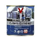 Peinture Bois V33 Climats Extrêmes Satin Blanc cassé - 0,5 L