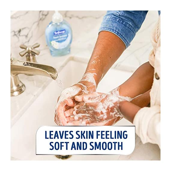 Softsoap Liquid Hand Soap, Fresh Breeze - 7.5 Fluid Ounce (Pack of 6) 4 Light, fresh scented liquid hand soap Wash hands often for good hand hygiene Rich lathering soap that leaves hands feeling soft