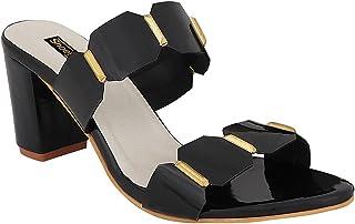 Shoetopia Womens/Girls Solid Heels