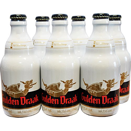 Belgisches Bier Gulden Draak 6x330ml. 10,5%Vol