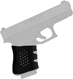 GoZier Tactical Glock Grip Sleeve ✮ The Ultimate Silicone Rubber Sleeve ✮ Fits Glock 17/19 / 20/21 / 22/23 / 31/32 / 37/38 ✮