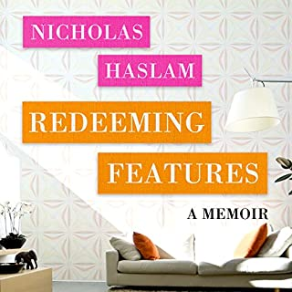 Redeeming Features audiobook cover art