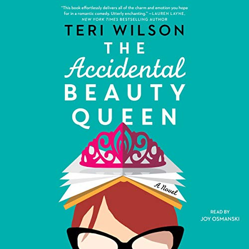 The Accidental Beauty Queen audiobook cover art
