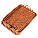 crisper trays - Copper Crisper Tray - 2 Pc Set