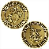 VANGUARD Marine Corps Coin: Saint Michael