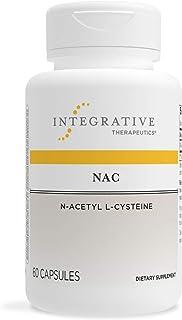Integrative Therapeutics - NAC (N-Acetyl L-Cysteine) - Vital Cellular Antioxidant Supplement - 60 Capsules